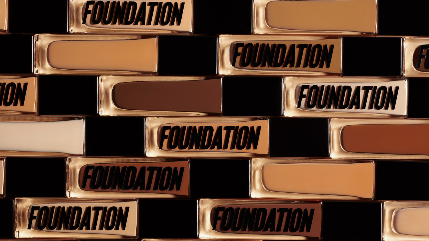 Luminous Foundation in 50 Shades